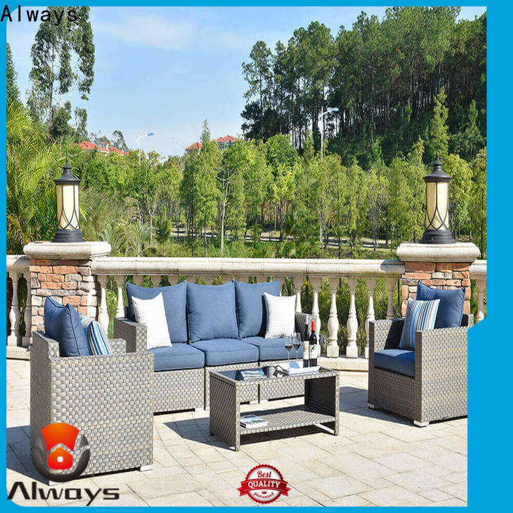 Always petrior wicker style patio furniture environmentally friendly for swimming pools for outdoor leisure for places