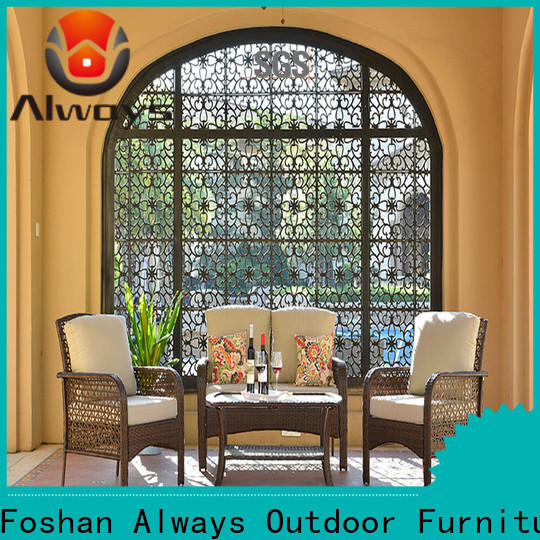 Always utility wholesale patio furniture for sale for gardens