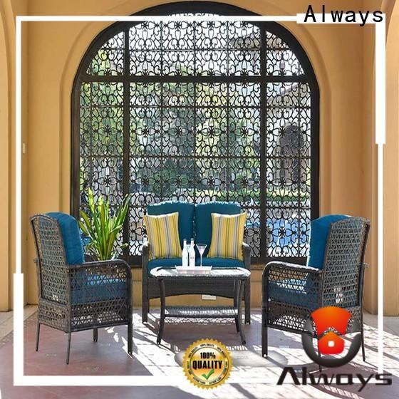 weatherproof wicker outdoor furniture comfort for sale for gardens