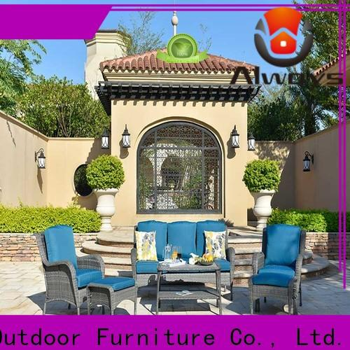 high quality outdoor pool furniture patio from China for gardens