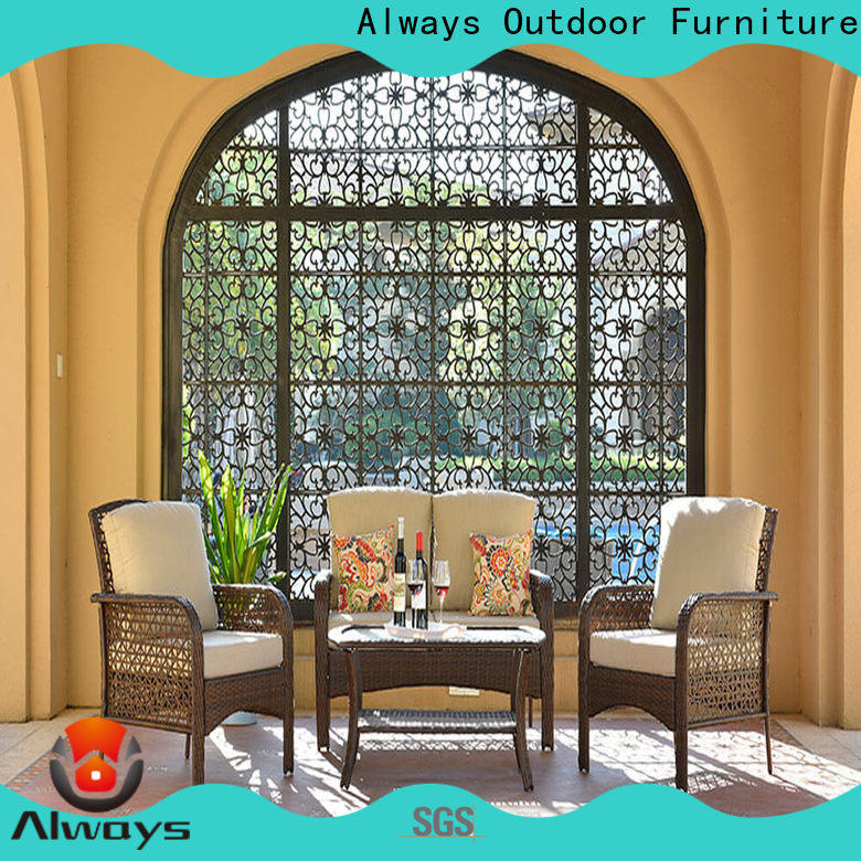 fashionable sectional patio furniture outdoor promotion for swimming pools for outdoor leisure for places