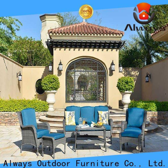 comfortable wholesale patio furniture upgraded set for porch