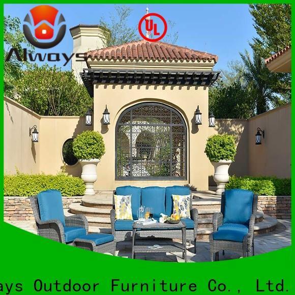 Always garden outdoor wicker patio furniture for sale for gardens
