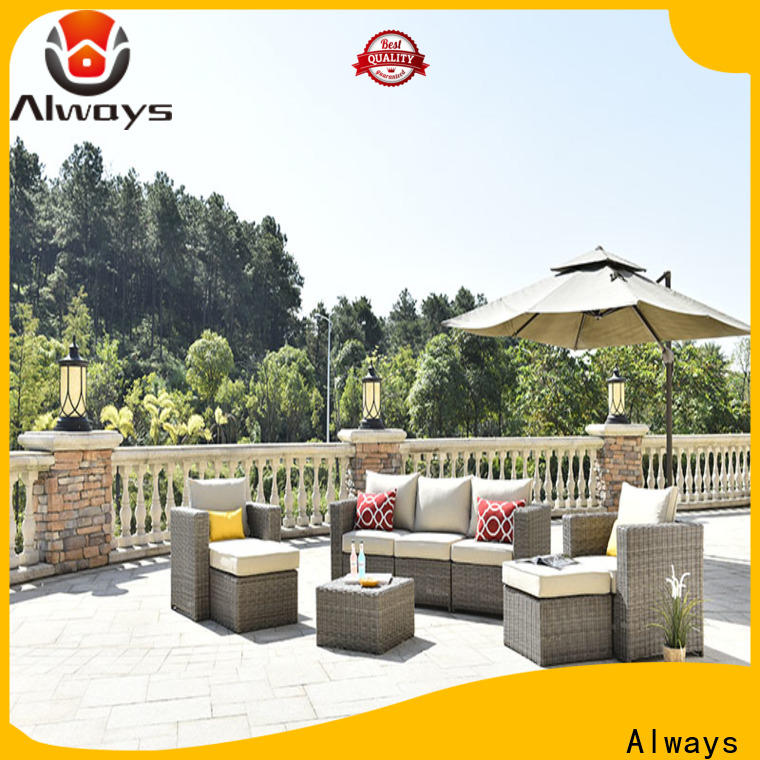 weatherproof dining patio furniture augtus promotion for porch