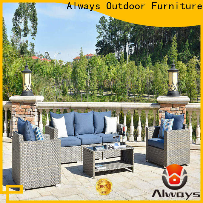 high quality wicker style patio furniture garden for porch