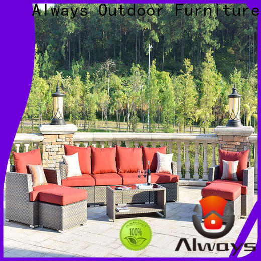 Always high quality outdoor furniture wholesale for sale for gardens