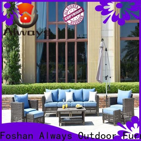 munlti-function commercial outdoor furniture wholesale comfort couch for swimming pools for outdoor leisure for places