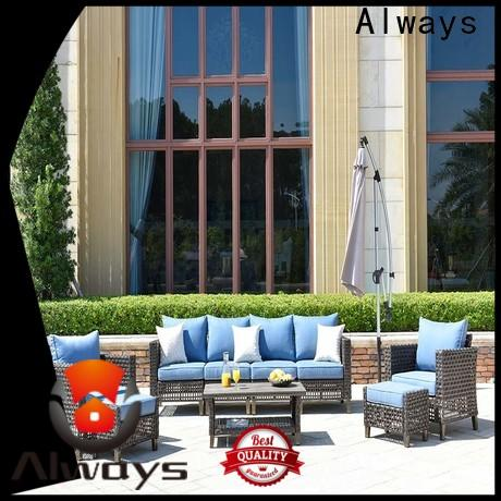 Always vultros outdoor wicker patio furniture manufacturer for swimming pools for outdoor leisure for places