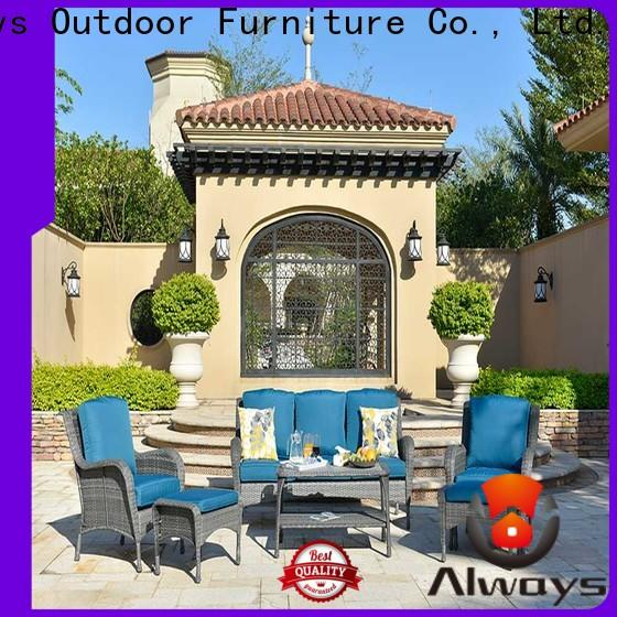 Always fashionable dining patio furniture for sale for terraces