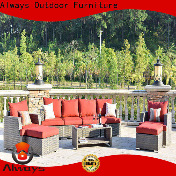 utility dining patio furniture size set for terraces