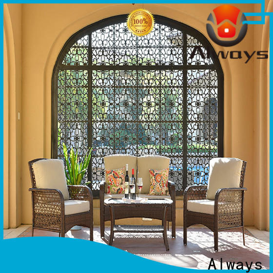 Always dining patio furniture from China for porch
