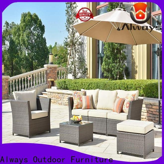 customized outdoor wicker patio furniture tolkien couch for gardens