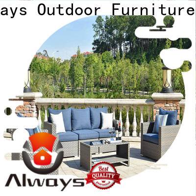 Always customized outdoor pool furniture promotion for swimming pools for outdoor leisure for places