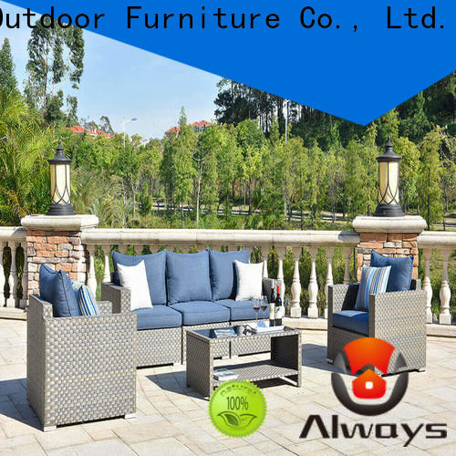 durable wholesale patio furniture odm for gardens