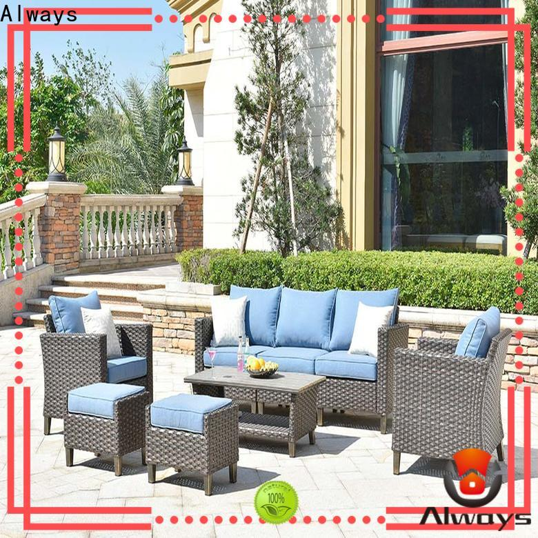 Always khaki dining patio furniture manufacturer for terraces
