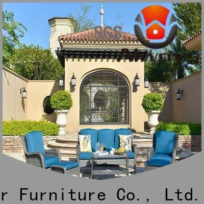 Always famamir wicker style patio furniture manufacturer for swimming pools for outdoor leisure for places