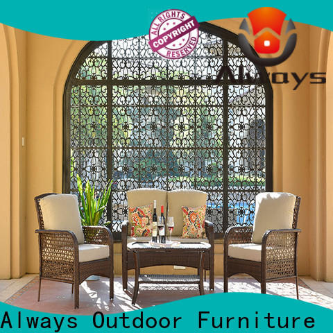 Always beautiful outdoor furniture wholesale for gardens