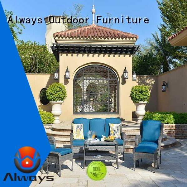 durable wicker patio sofa augtus manufacturer for swimming pools for outdoor leisure for places