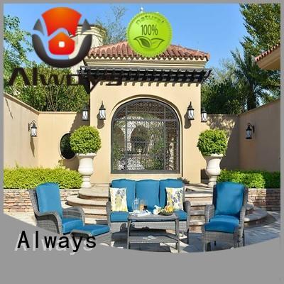 wicker garden sofa garden for porch Always
