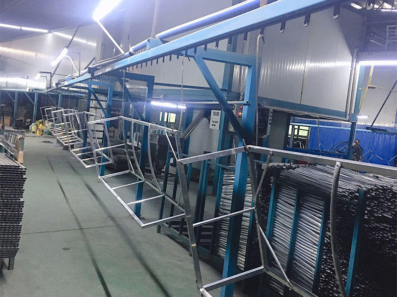 Woven Wicker Patio Furniture Automatic production plant B