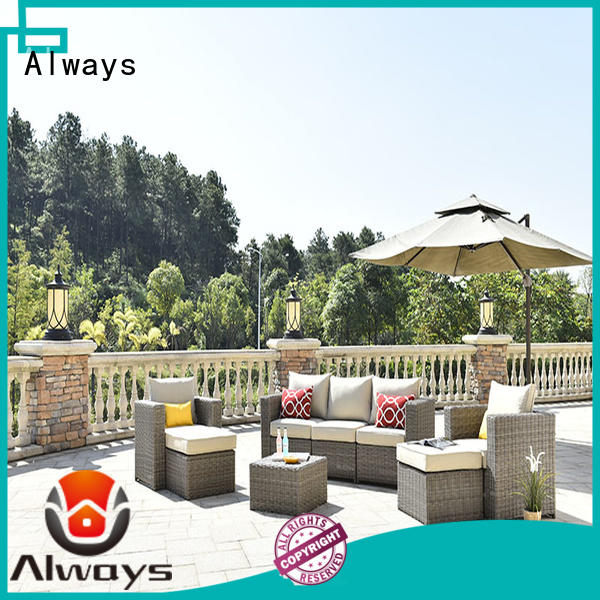 utility wholesale patio furniture resin for porch