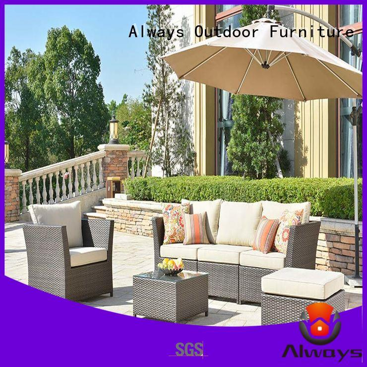 durable outdoor furniture wholesale exquisite promotion for gardens