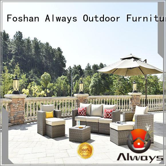 Oem & Odm Outdoor Pool Furniture khaki Color Petrior
