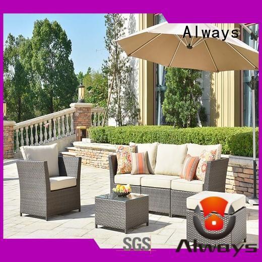 munlti-function resin patio furniture furniture manufacturer for terraces