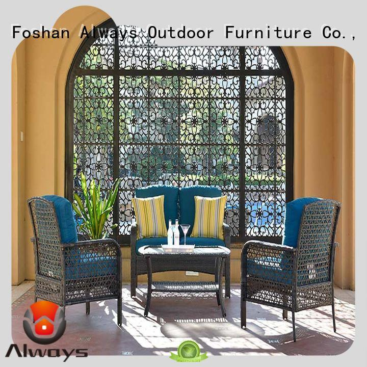 customized best patio furniture frame promotion for porch