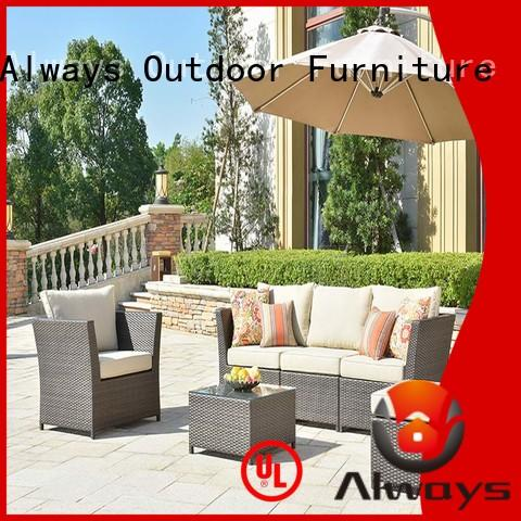 weatherproof wicker outdoor furniture pool couch for terraces