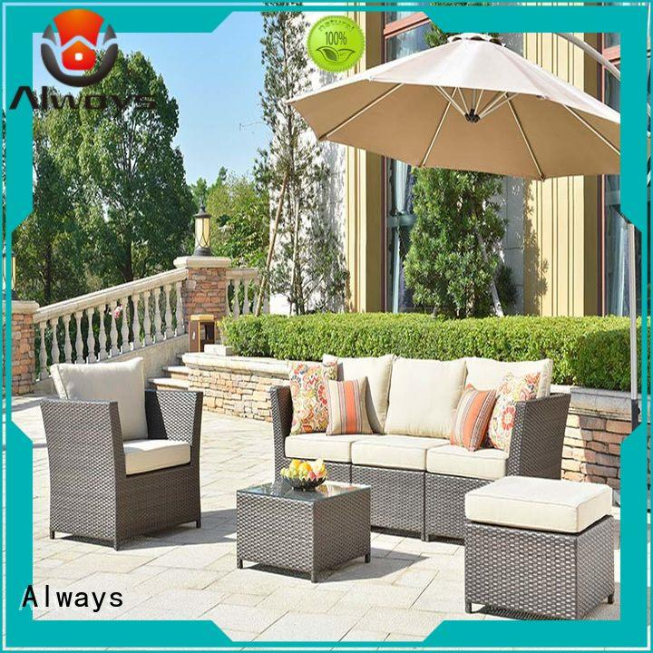 Always durable wicker patio couch tolkien for gardens