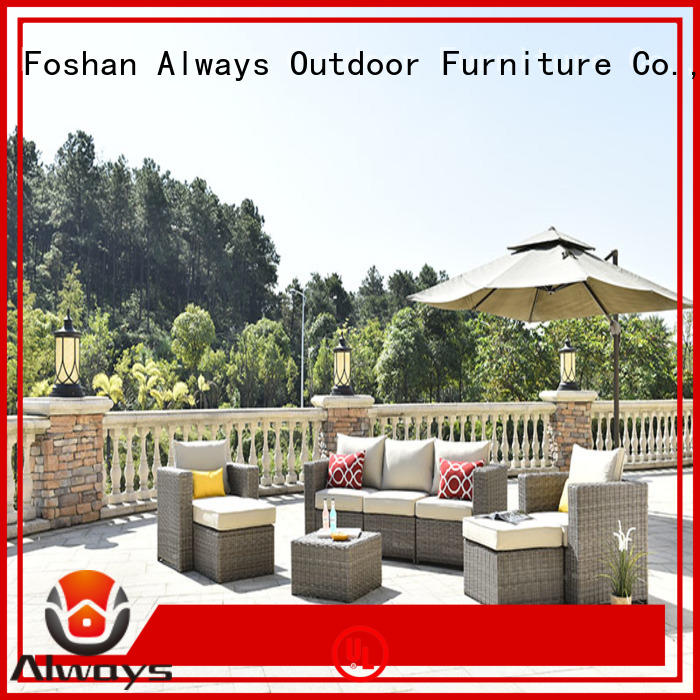 Always comfortable best patio furniture factory price for porch