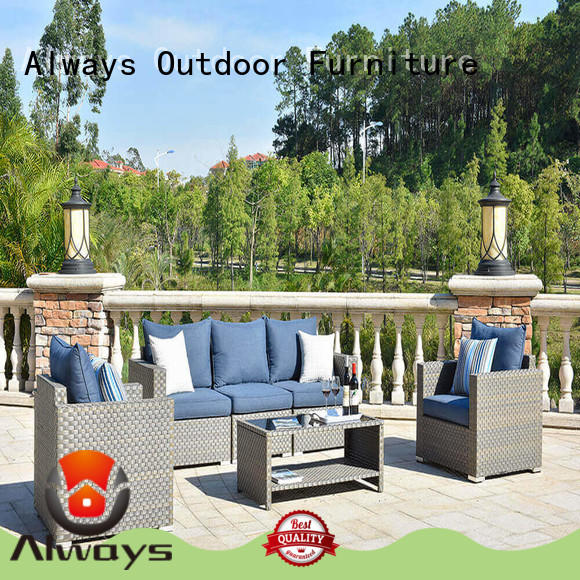 cane outdoor wicker patio furniture exquisite environmentally friendly for gardens