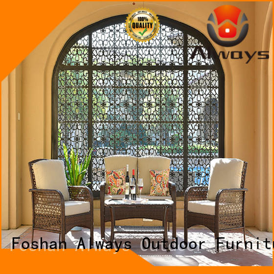 Always oem poolside furniture environmentally friendly for gardens