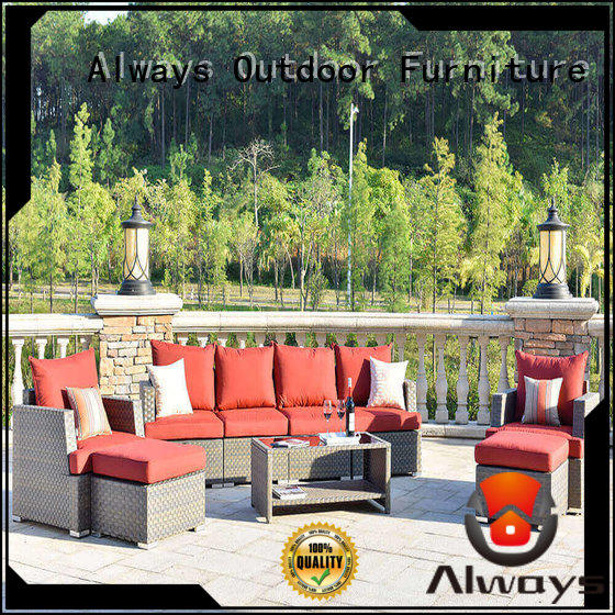high quality best patio furniture upgraded factory price for porch