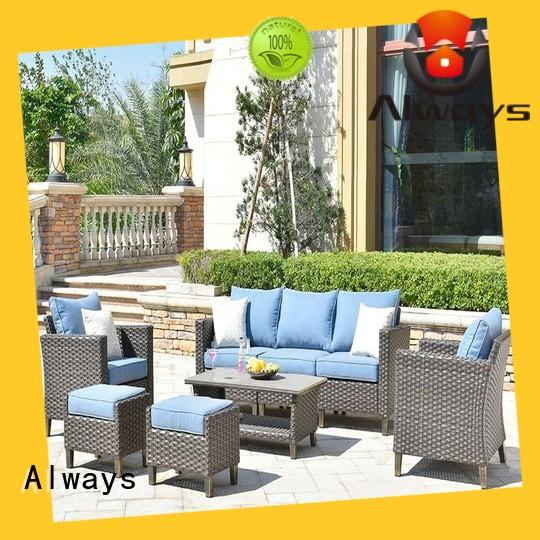 customized wholesale patio furniture material manufacturer for porch