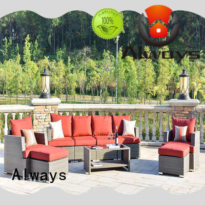 Always comfortable dining patio furniture manufacturer for swimming pools for outdoor leisure for places