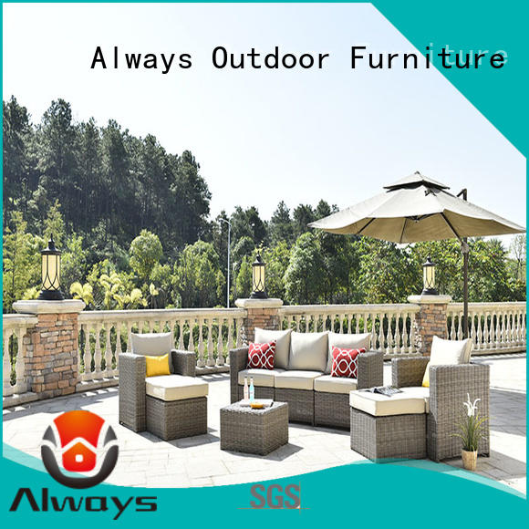 durable commercial outdoor furniture wholesale promotion for porch