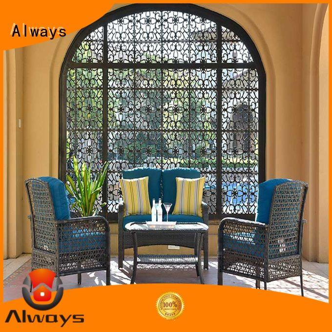 Always durable dining patio furniture environmentally friendly for porch