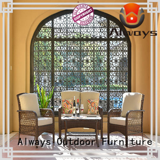 wholesale patio furniture coffee for swimming pools for outdoor leisure for places