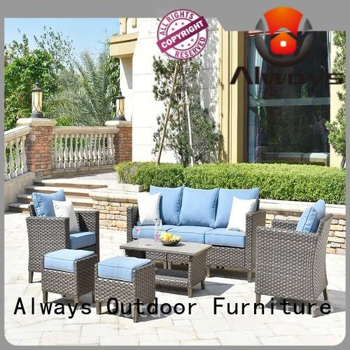 high quality wholesale patio furniture sets for swimming pools for outdoor leisure for places Always